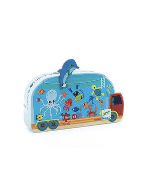 Djeco Puzzel aquarium