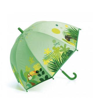 Djeco Paraplu jungle tropicale