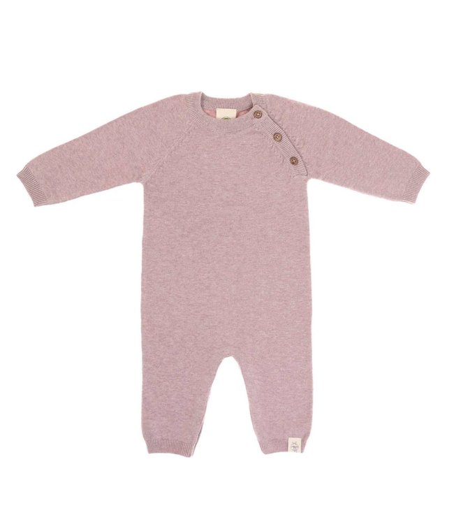 Lassig Knitted overall garden explorer Light Pink