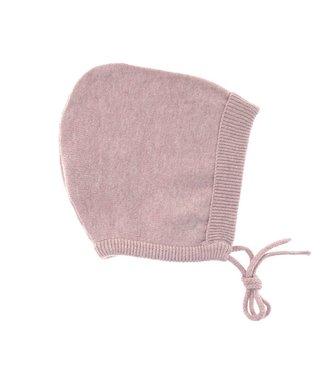 Lassig Knitted cap garden explorer light pink