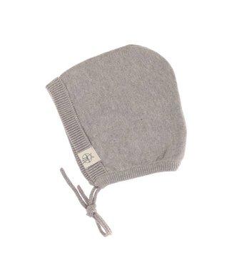 Lassig Knitted cap Garden explorer grey
