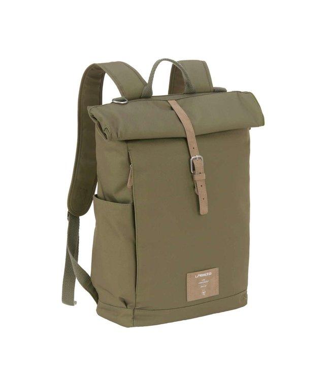 Rolltop Backpack Olive