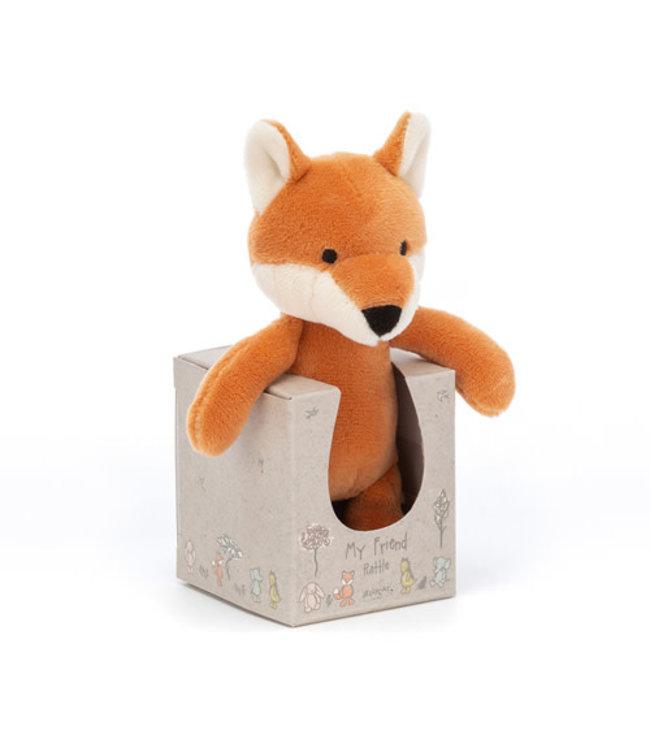 Jellycat Fox rattle