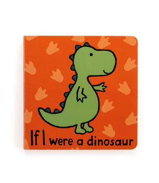 Jellycat If i where a dinosaur
