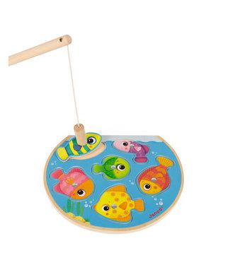Janod Puzzelspel snelle vissen