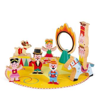 Janod Speelset Circus
