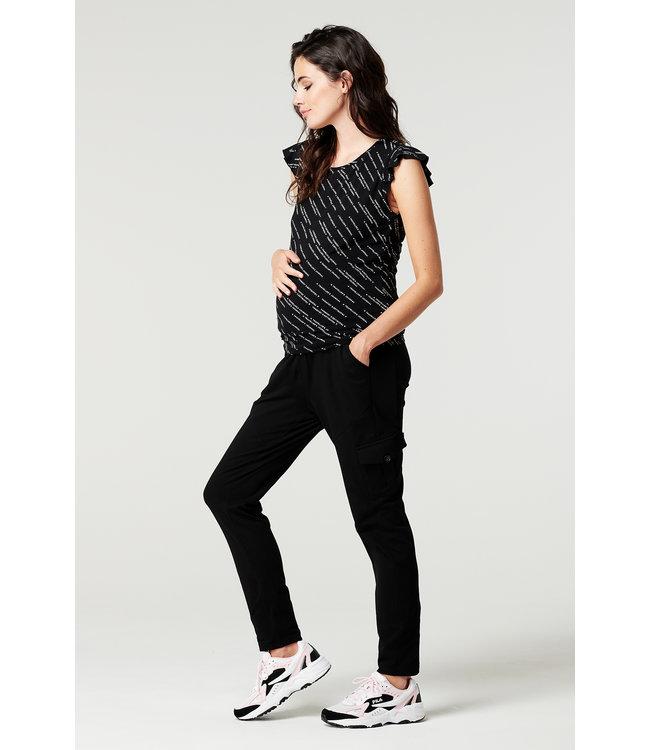 Supermom Pants OTB Jersey Black