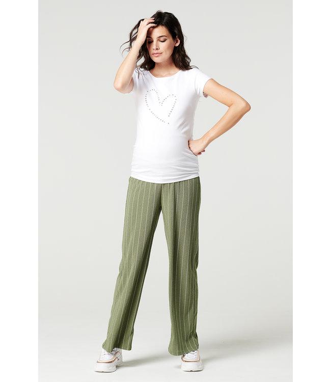 Supermom Pants UTB Stripe
