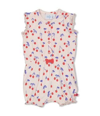 Feetje Playsuit - Cherry Sweetness