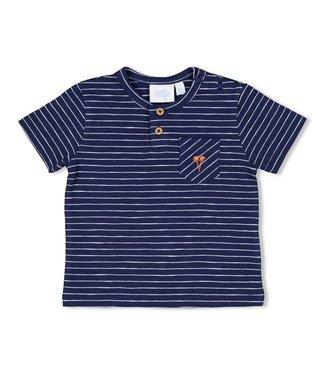 Feetje T-shirt streep - Here Comes The Fun