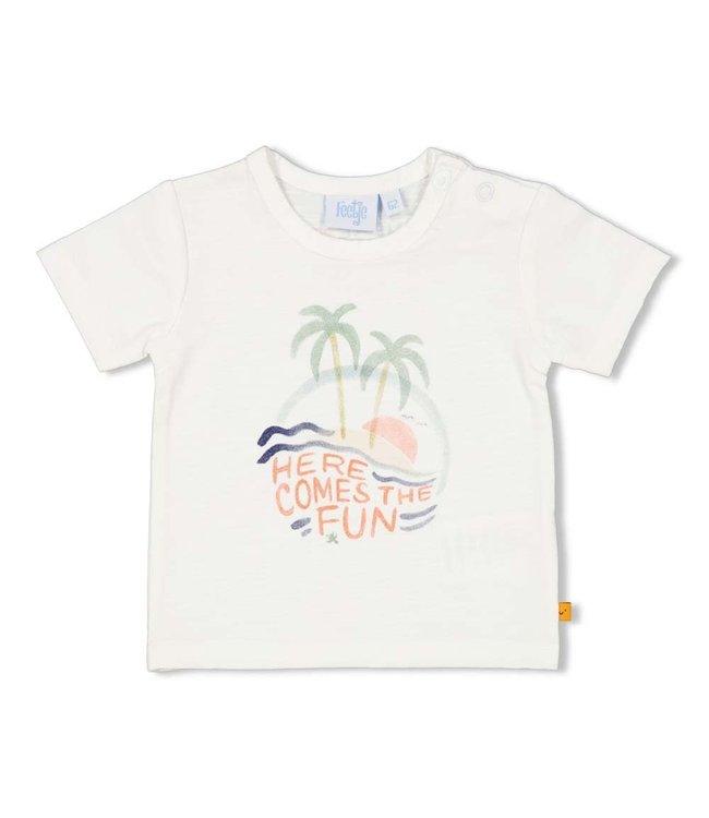 Feetje T-shirt - Here Comes The Fun