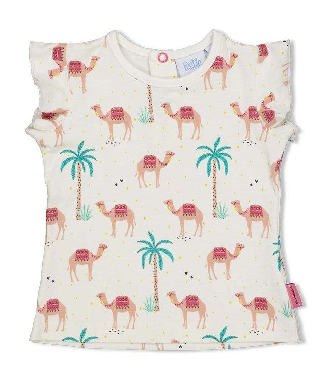 Feetje T-shirt AOP - Little Thing Called Love