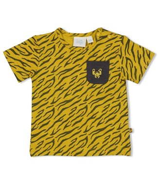 Feetje T-shirt AOP - Go Wild