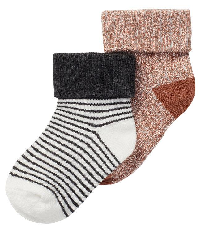 Noppies Baby U Socks  2PK Saltash