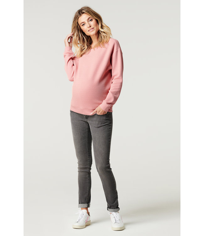 Noppies Sweater ls Aimee Rose tan