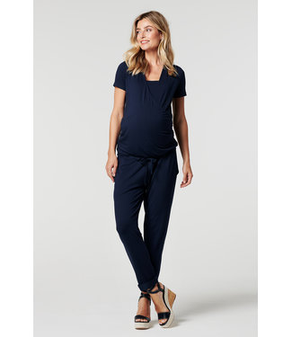 Noppies Jumpsuit nurs ss Elma