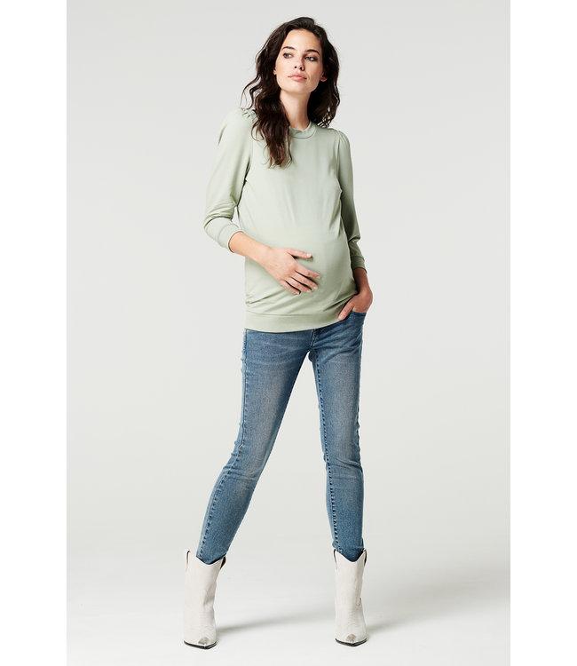 Supermom Jeans OTB Skinny Blue SS21