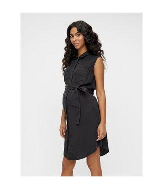 Mamalicious MLMADDIE LIA S/L WOVEN  SHIRT DRESS 2F A