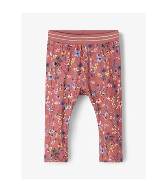 Name it NBFTESSIE LEGGING WITHERED ROSE