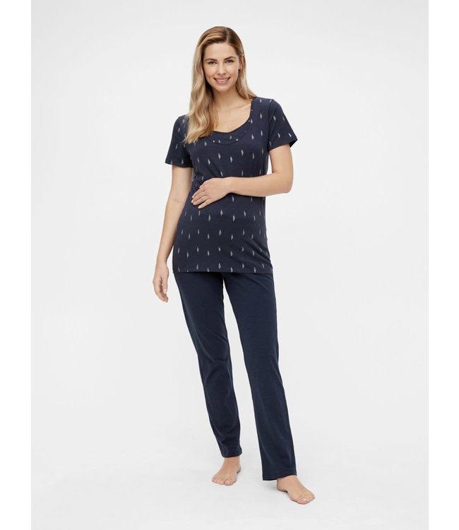 Mamalicious MLBEA NELL Jersey pyjama