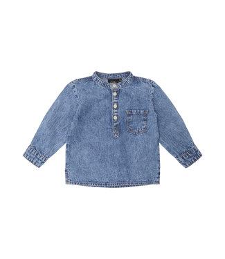 SOFIE  SCHNOOR Denim blouse SofieSchnoor