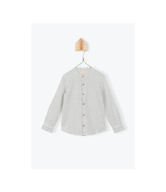 Arsene et les Pipelettes Gestreepte blouse