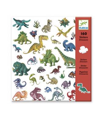 Djeco Dino stickers