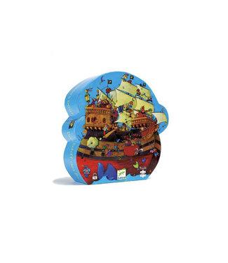 Djeco Piraten puzzel 5+