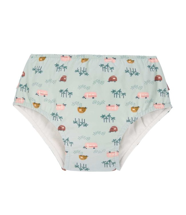 Lassig Swim Diaper Girls Caravan Mint