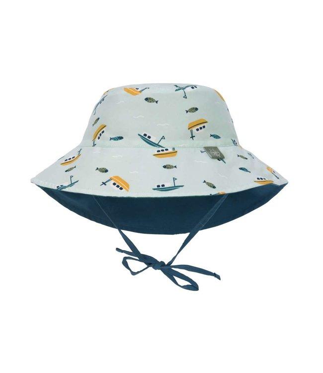 Lassig Sun Protection Hat Boat mint