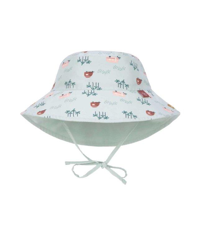 Lassig Sun Protection Bucket Hat Caravan Mint