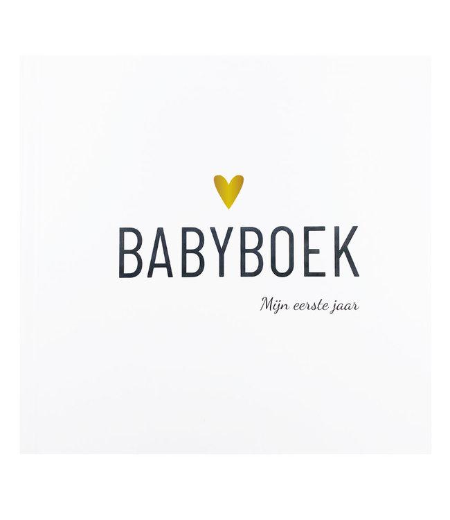Lifestyle 2 love Babyboek mijn eerste jaar