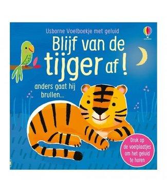Blijf van de tijger af