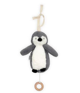 Jollein Muziekhanger pinguin grey