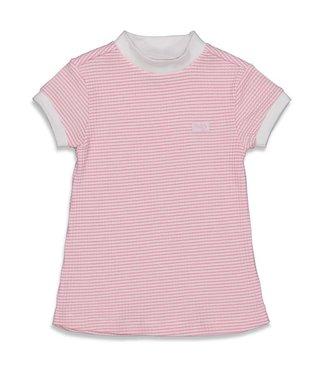 Feetje Wafel pyjama jurk roze