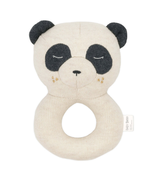 Baby Bello Polly the Panda Rattle