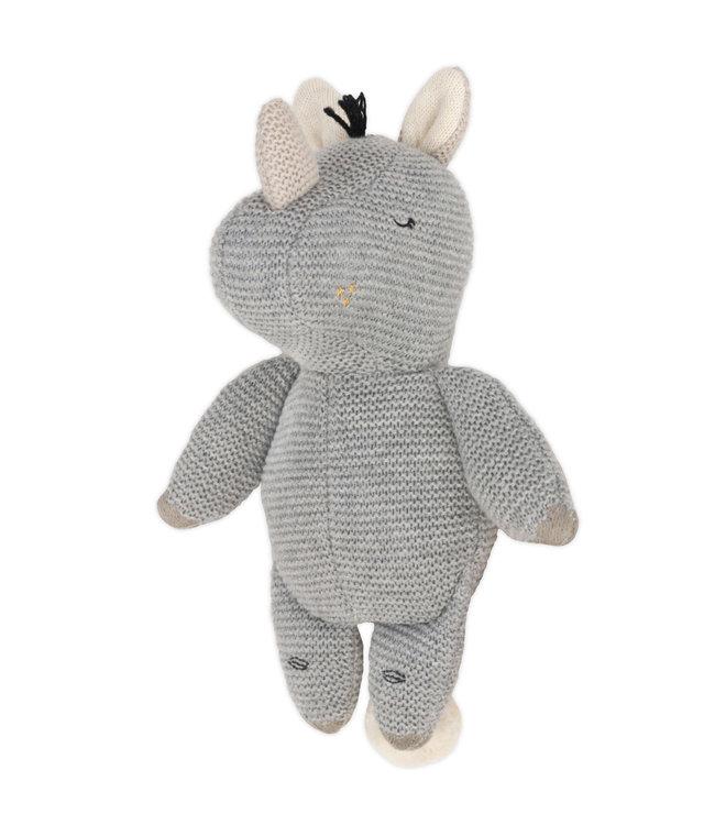 Baby Bello Ruby the Rhino Teddy