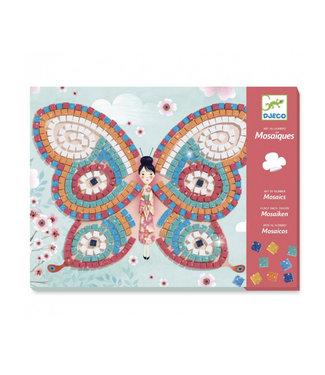 Djeco Mozaïek vlinders