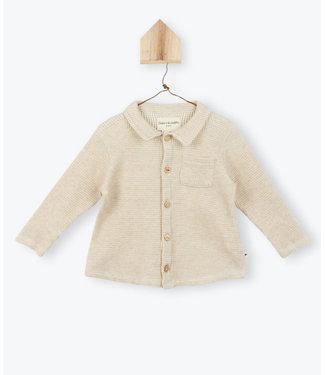 Arsene et les Pipelettes Honeycomb blouse