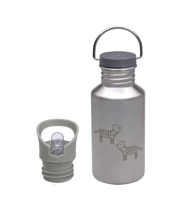 Lassig Bottle Stainless Steel Safari Tiger