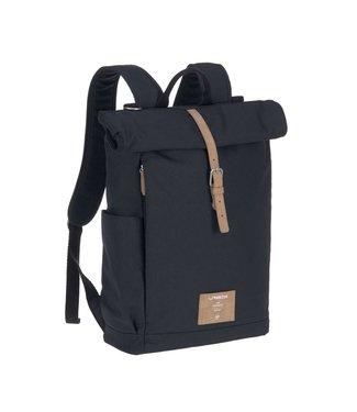Lassig Rolltop Backpack Night Blue