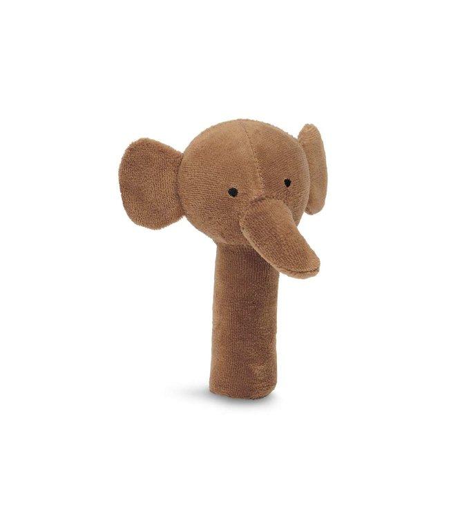 Jollein Rammelaar elephant caramel