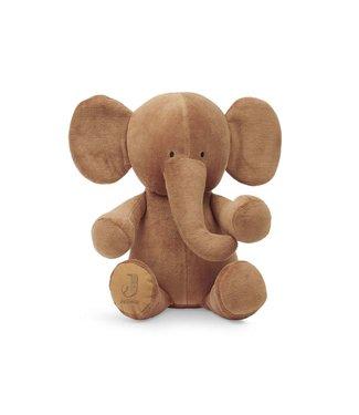 Jollein Knuffel Elephant caramel