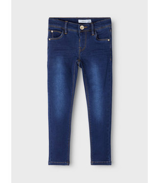 Name it NMFPOLLY Jeans dark blue