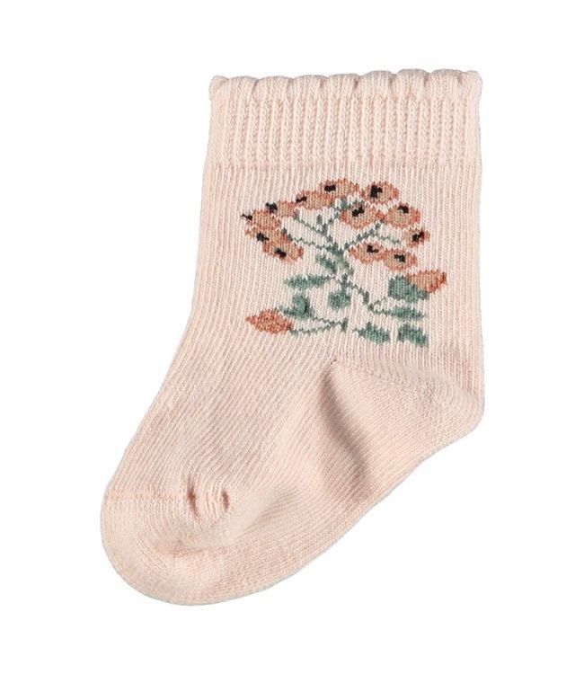 Name it NBFNanna Sock Peach Whip