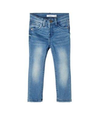 Name it NMMPETE 2559 Pants blue denim
