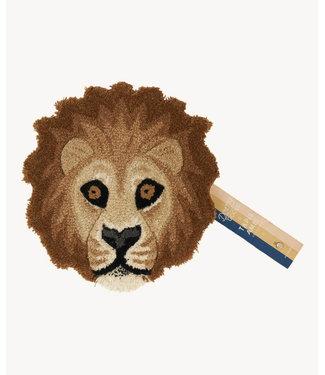 Doing Goods Dierenhoofd voor muur Moody Lion