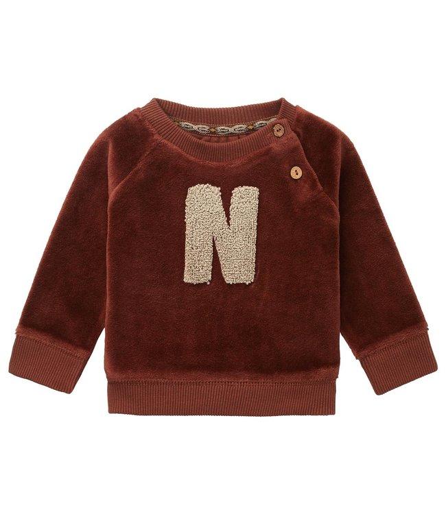 Noppies Baby B Sweater LS Robel