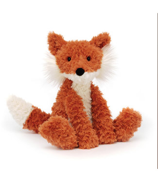 Jellycat Crumble fox