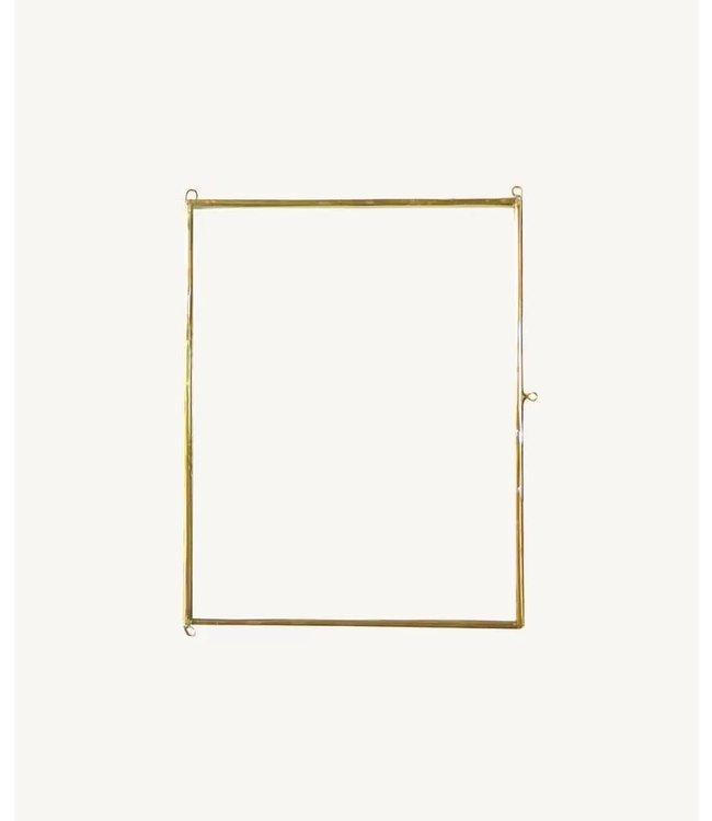 Doing Goods Fotolijsten Flat Frame polaroid Gold